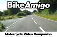 BikeAmigo - motorcycle black box ride recorder - bike cam