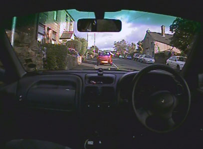 4Kam DNR in-car camera with WDR 2