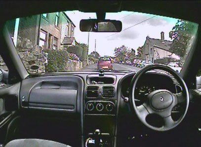 4Kam DNR in-car camera with WDR 4
