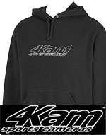 4Kam Official Hooded Shirt