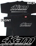 4Kam Official T Shirt