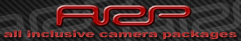 4Kam Bullet Camera - on-board camera packages