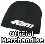 4Kam In Car Cameras Beanie Hat
