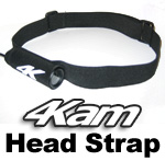 Helmet Camera Mount, Head Cam Headstrap Mount