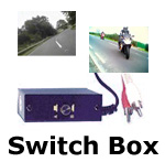 Onboard Camera Switch - 2 Bullet Camera Switching Unit