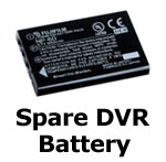 Onboard Camera DVR Spare Battery - DV1