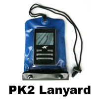 Lanyard for roof inspection pole camera
