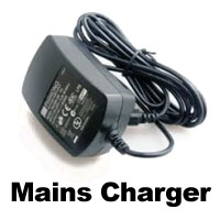 Mini Solid State DVR Mains Charger