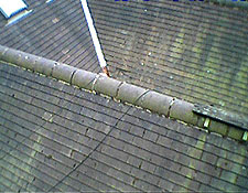 Roof Inspection Pole Camera