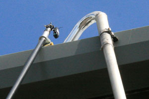Pk Roof Inspection Camera Highest Roof Inspection Cam