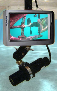boat and yacht inspection camera system