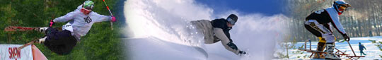 Head Cam - Snowboard Camera - Helmet Cam Package for Snowboarding and Skiing